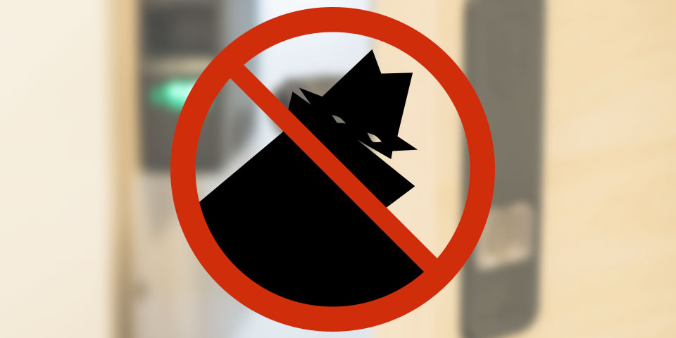 Burglary detection