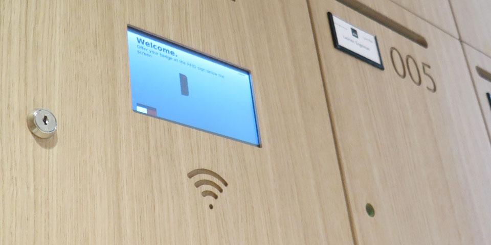 Gemeente Nunspeet ubilock system